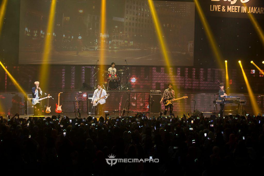 DAY6 LIVE & MEET IN JAKARTA 2017