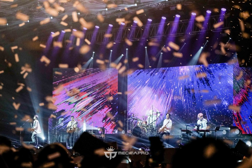 DAY6 1ST WORLD TOUR 'YOUTH' in JAKARTA