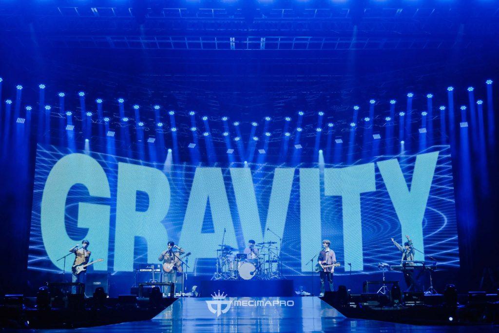 DAY6 WORLD TOUR 'GRAVITY' IN JAKARTA