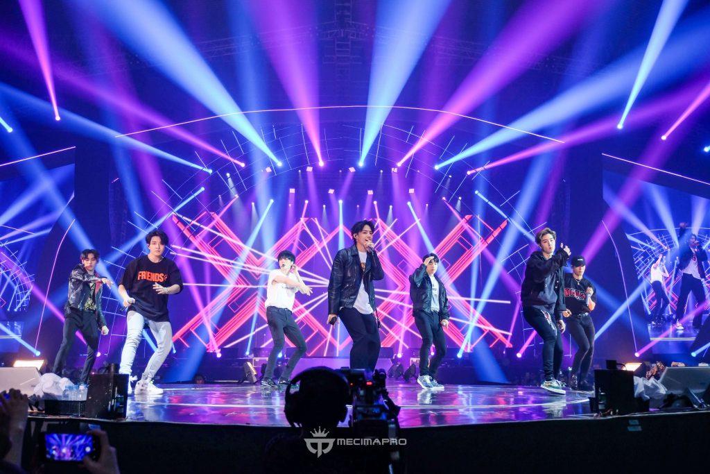 GOT7 2018 WORLD TOUR 'EYES ON YOU' IN JAKARTA