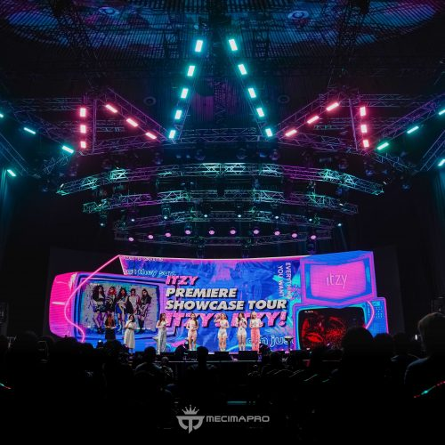 ITZY PREMIERE SHOWCASE TOUR 'ITZY? ITZY!' IN JAKARTA