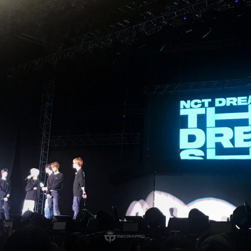 "NCT DREAM TOUR ""THE DREAM SHOW' – in JAKARTA"