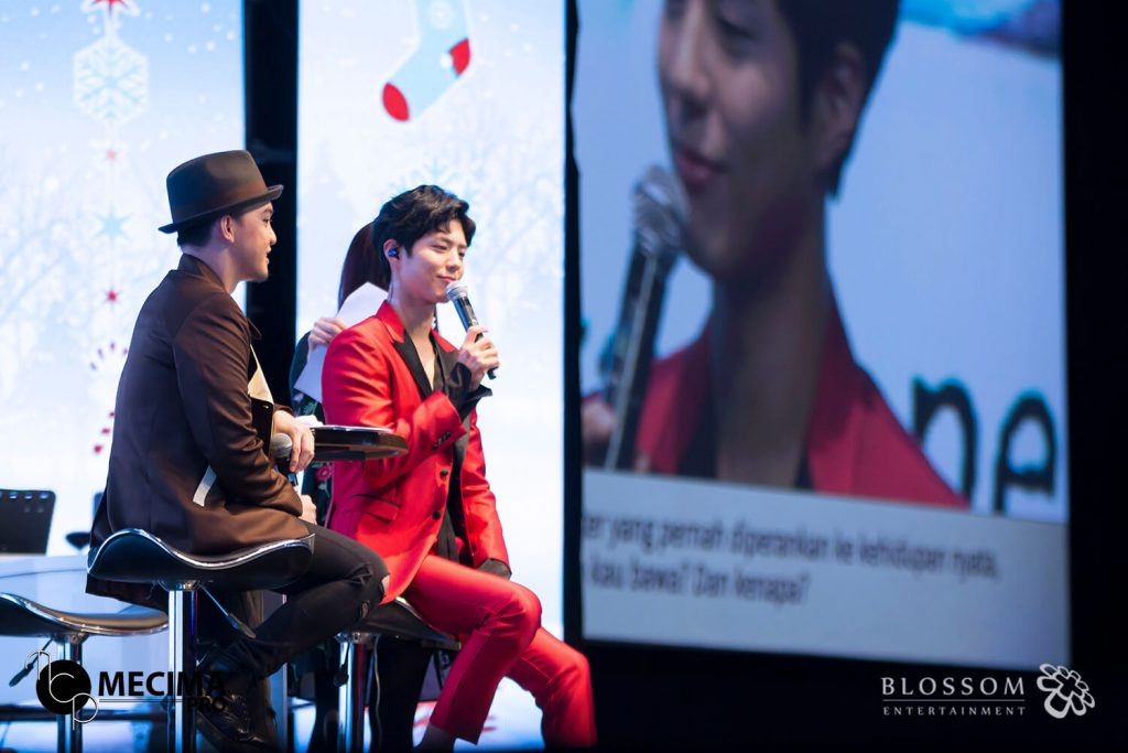 2016 – 2017 PARK BO GUM ASIA TOUR FAN MEETING 'Oh Happy Day' IN JAKARTA