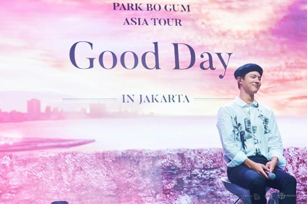 2019 Park Bo Gum Asia Tour In Jakarta