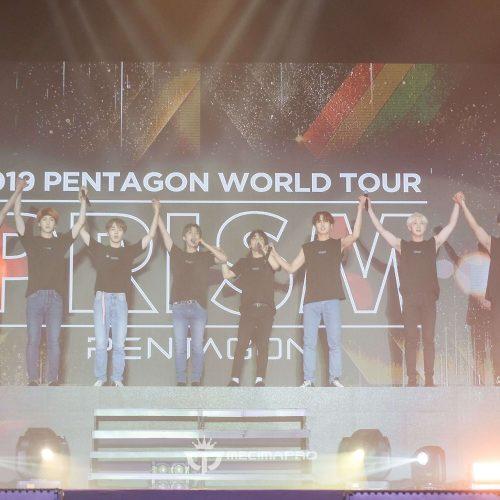 2019 PENTAGON WORLD TOUR [PRISM] in JAKARTA