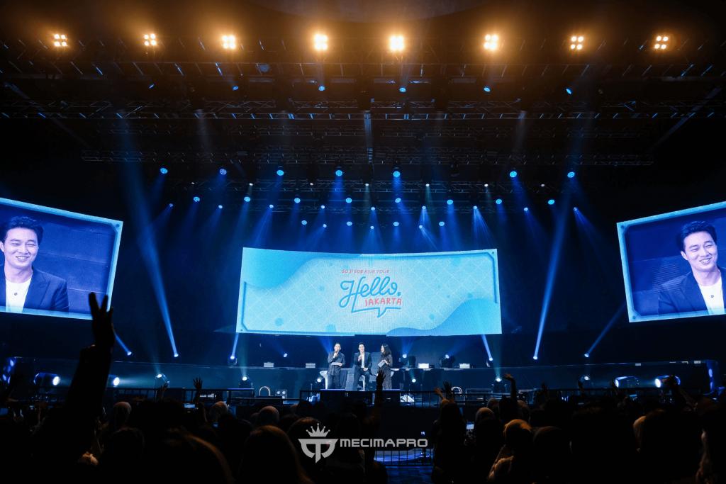 """SO JI SUB ASIA TOUR """"HELLO"""" JAKARTA"""
