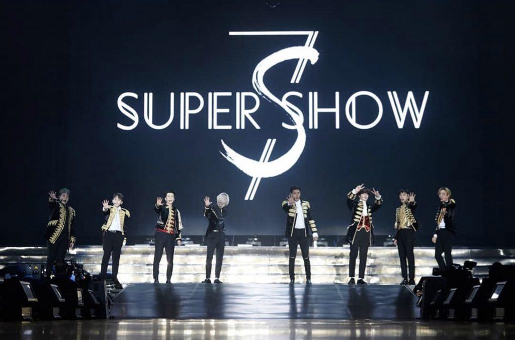 SUPER JUNIOR SUPER SHOW 7S IN JAKARTA