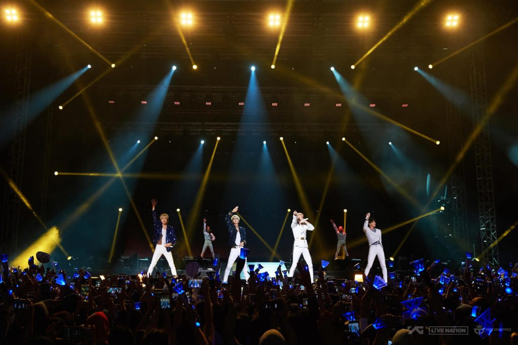WINNER 2018 EVERYWHERE TOUR in JAKARTA