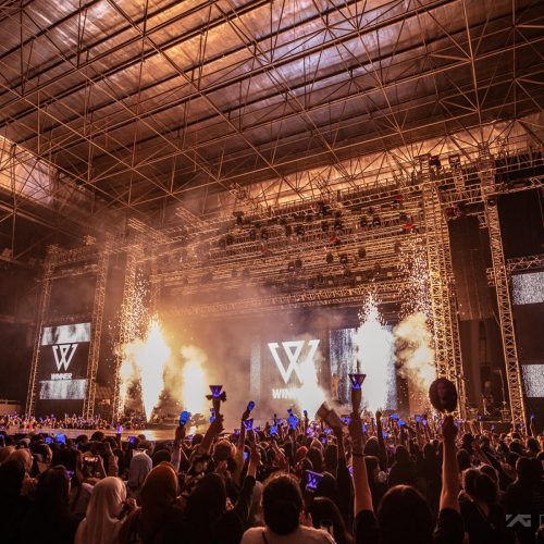 WINNER [CROSS] TOUR IN JAKARTA