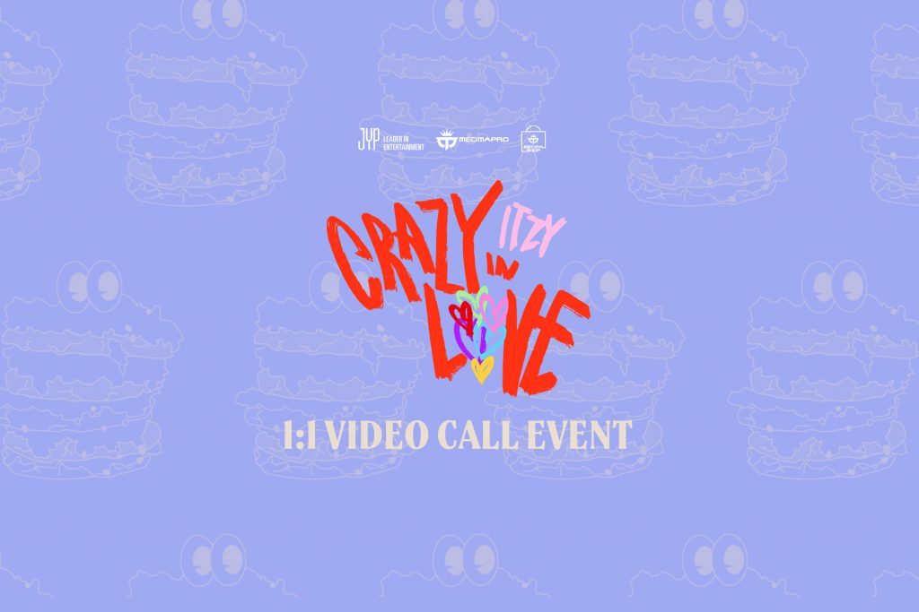 ITZY 'CRAZY IN LOVE' 1:1 VIDEO CALL EVENT