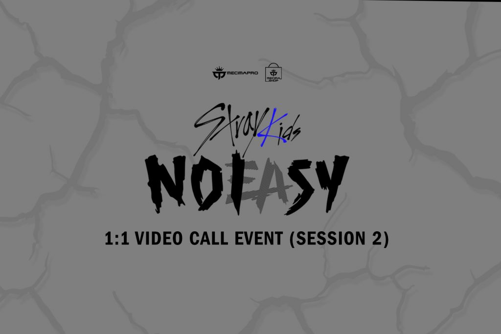 Stray Kids 'NOEASY' 1:1 VIDEO CALL EVENT (Session 2)