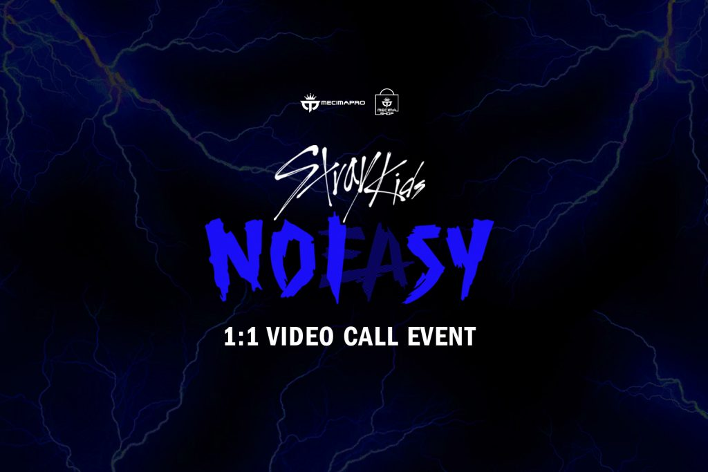Stray Kids 'NOEASY' 1:1 VIDEO CALL EVENT